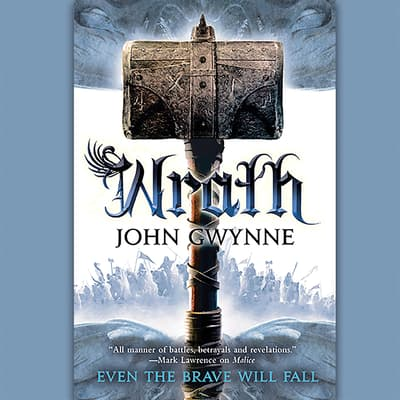 Wrath by John Gwynne audiobook