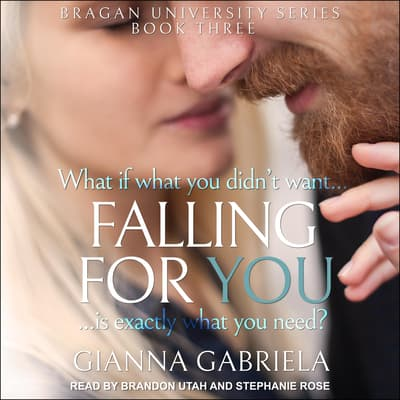 Falling For You by Gianna Gabriela audiobook