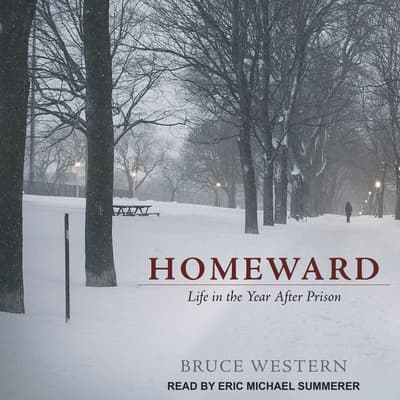 Homeward by Bruce Western audiobook