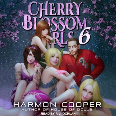 Cherry Blossom Girls 6 by Harmon Cooper audiobook