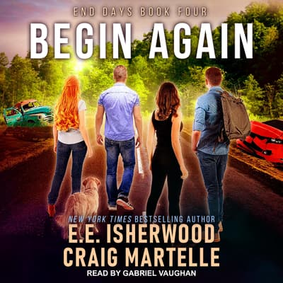 Begin Again by Craig Martelle audiobook