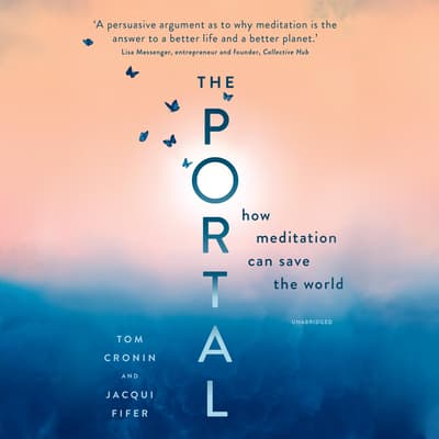 The Portal by Tom Cronin audiobook