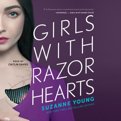 Girls with Razor Hearts by Suzanne Young audiobook