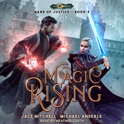 Magic Rising by Michael Anderle audiobook