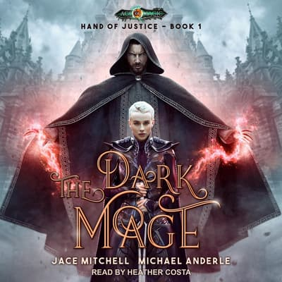 The Dark Mage by Michael Anderle audiobook