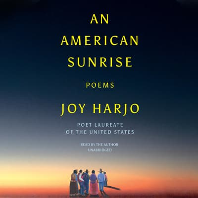 An American Sunrise by Joy Harjo audiobook