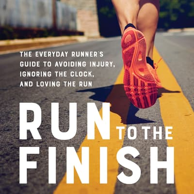 Run to the Finish by Amanda Brooks audiobook