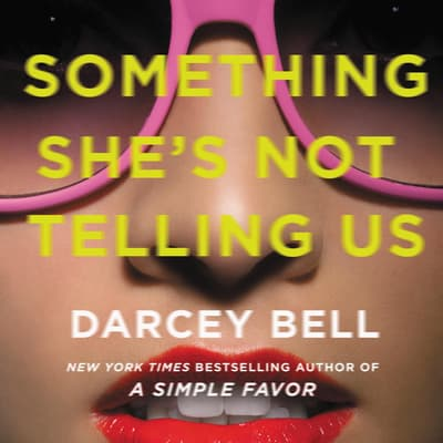 Something She's Not Telling Us by Darcey Bell audiobook