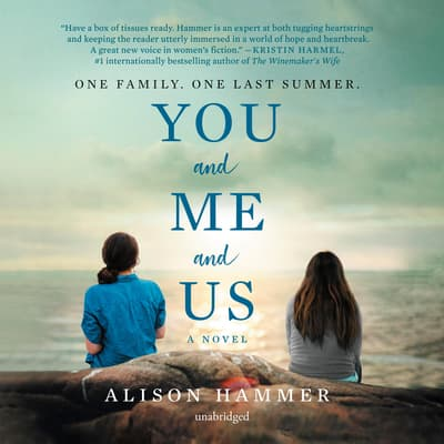 You and Me and Us by Alison Hammer audiobook