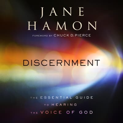 Discernment by Jane Hamon audiobook