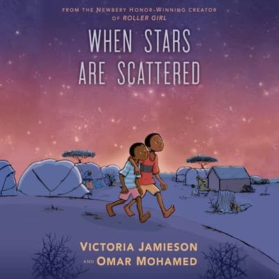 When Stars Are Scattered by Victoria Jamieson audiobook