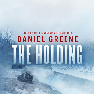 The Holding by Daniel Greene audiobook