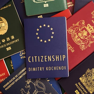 Citizenship by Dimitry Kochenov audiobook