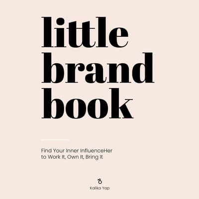Little Brand Book by Kalika Yap audiobook