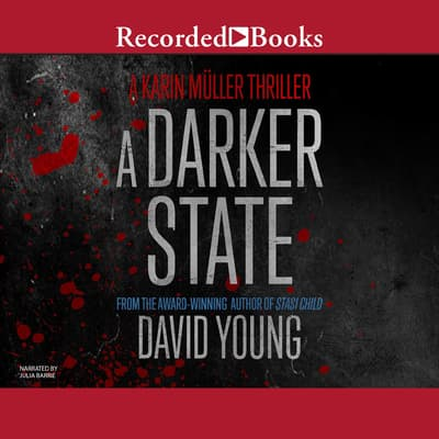 A Darker State by David Young audiobook