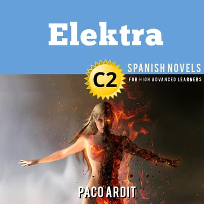 Elektra by Paco Ardit audiobook