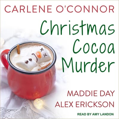 Christmas Cocoa Murder by Carlene O'Connor audiobook