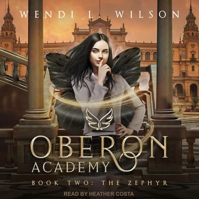 Oberon Academy Book Two by Wendi L. Wilson audiobook