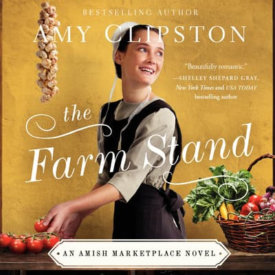 The Farm Stand by Amy Clipston audiobook