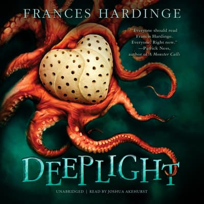 Deeplight by Frances Hardinge audiobook
