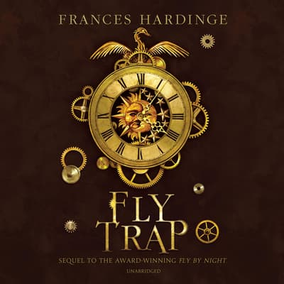 Fly Trap by Frances Hardinge audiobook