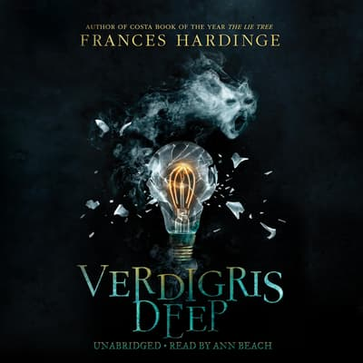 Verdigris Deep by Frances Hardinge audiobook