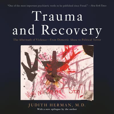 Trauma and Recovery by Judith Lewis Herman audiobook