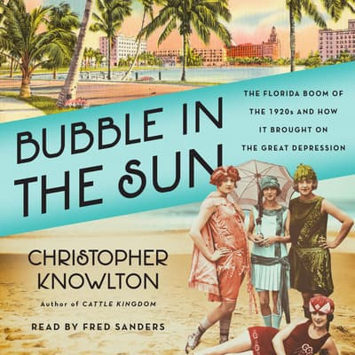 Bubble in the Sun by Christopher Knowlton audiobook