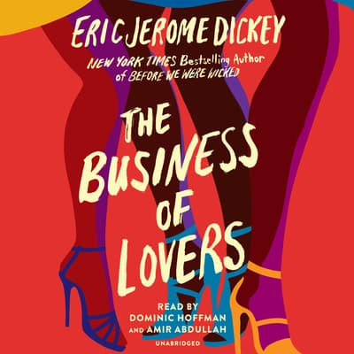 The Business of Lovers by Eric Jerome Dickey audiobook