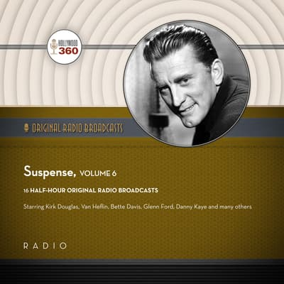 Suspense, Vol. 6 by Black Eye Entertainment audiobook