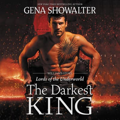 The Darkest King by Gena Showalter audiobook