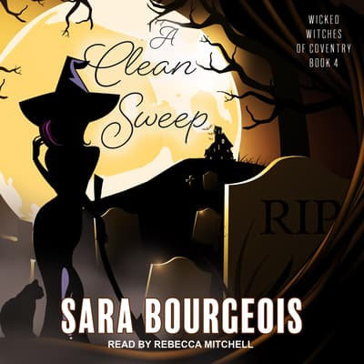 A Clean Sweep by Sara Bourgeois audiobook