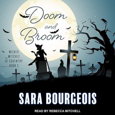 Doom and Broom by Sara Bourgeois audiobook