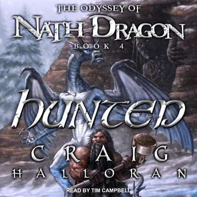 Hunted by Craig Halloran audiobook
