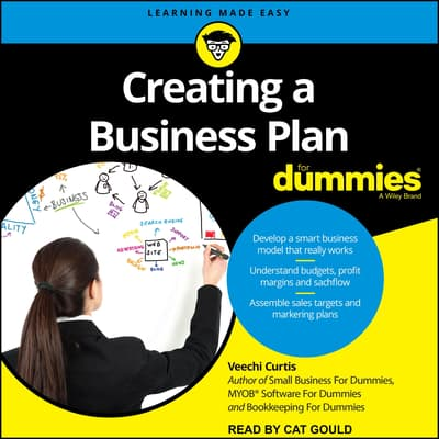 Creating a Business Plan For Dummies by Veechi Curtis audiobook