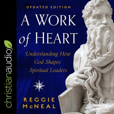 A Work of Heart by Reggie McNeal audiobook
