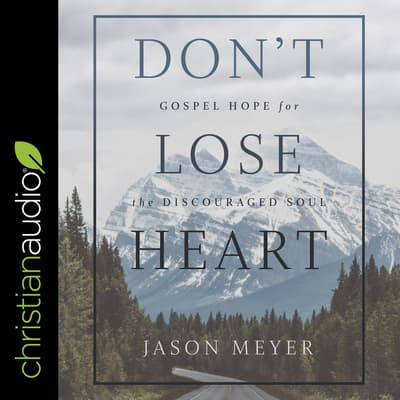 Don't Lose Heart by Jason Meyer audiobook