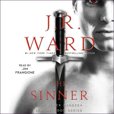 The Sinner by J. R. Ward audiobook