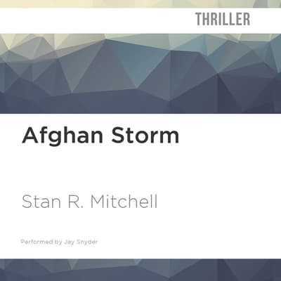 Afghan Storm by Stan R. Mitchell audiobook