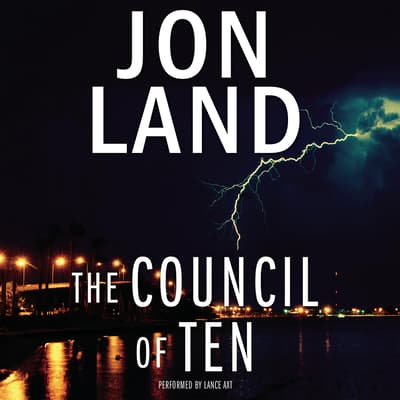 The Council of Ten by Jon Land audiobook