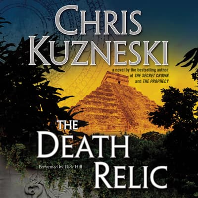 The Death Relic by Chris Kuzneski audiobook