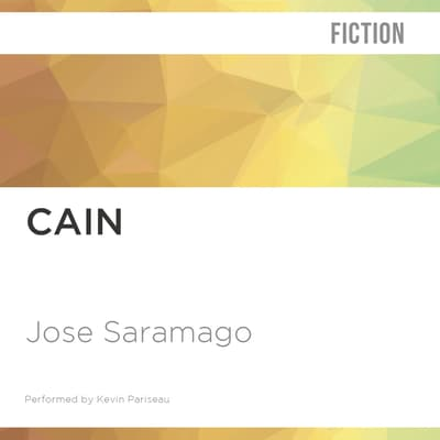 Cain by José Saramago audiobook