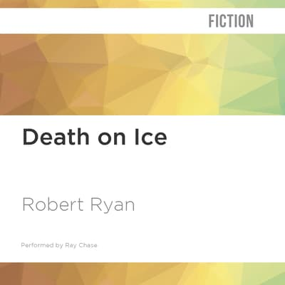 Death on the Ice by Robert Ryan audiobook
