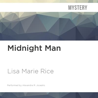 Midnight Man by Lisa Marie Rice audiobook