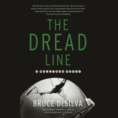 The Dread Line by Bruce DeSilva audiobook
