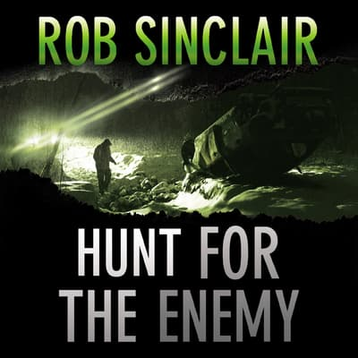 Hunt for the Enemy by Rob Sinclair audiobook