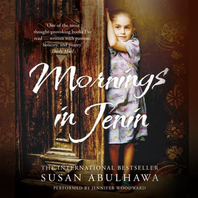 Mornings in Jenin by Susan Abulhawa audiobook