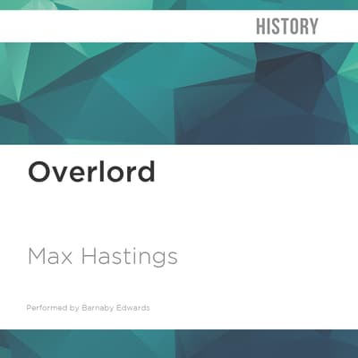Overlord by Max Hastings audiobook