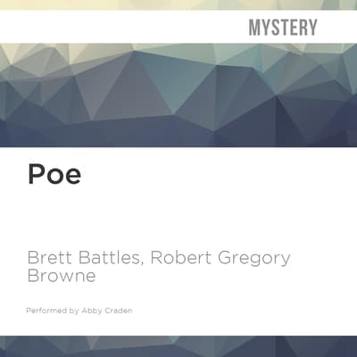 Poe by Brett Battles audiobook