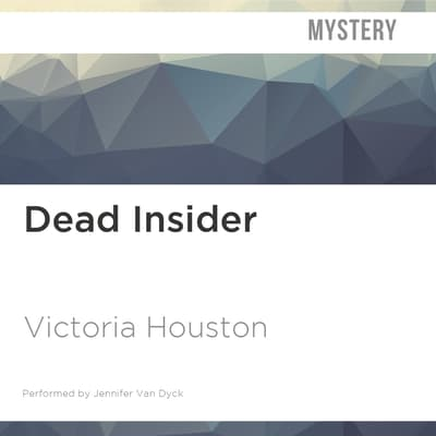 Dead Insider by Victoria Houston audiobook